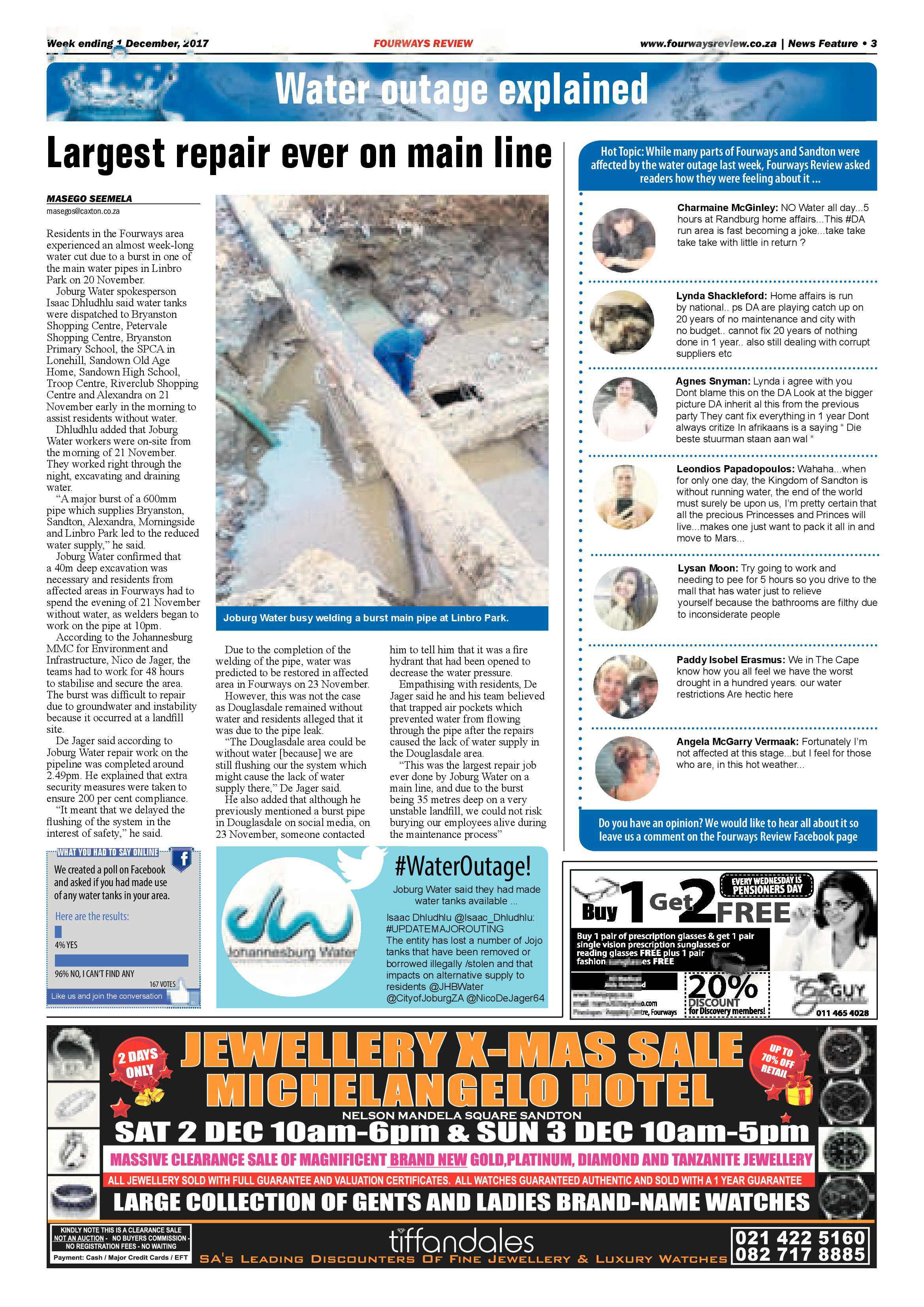 Fourways review 1 december fourways review fourways review 1 december epapers page 3 reheart Images