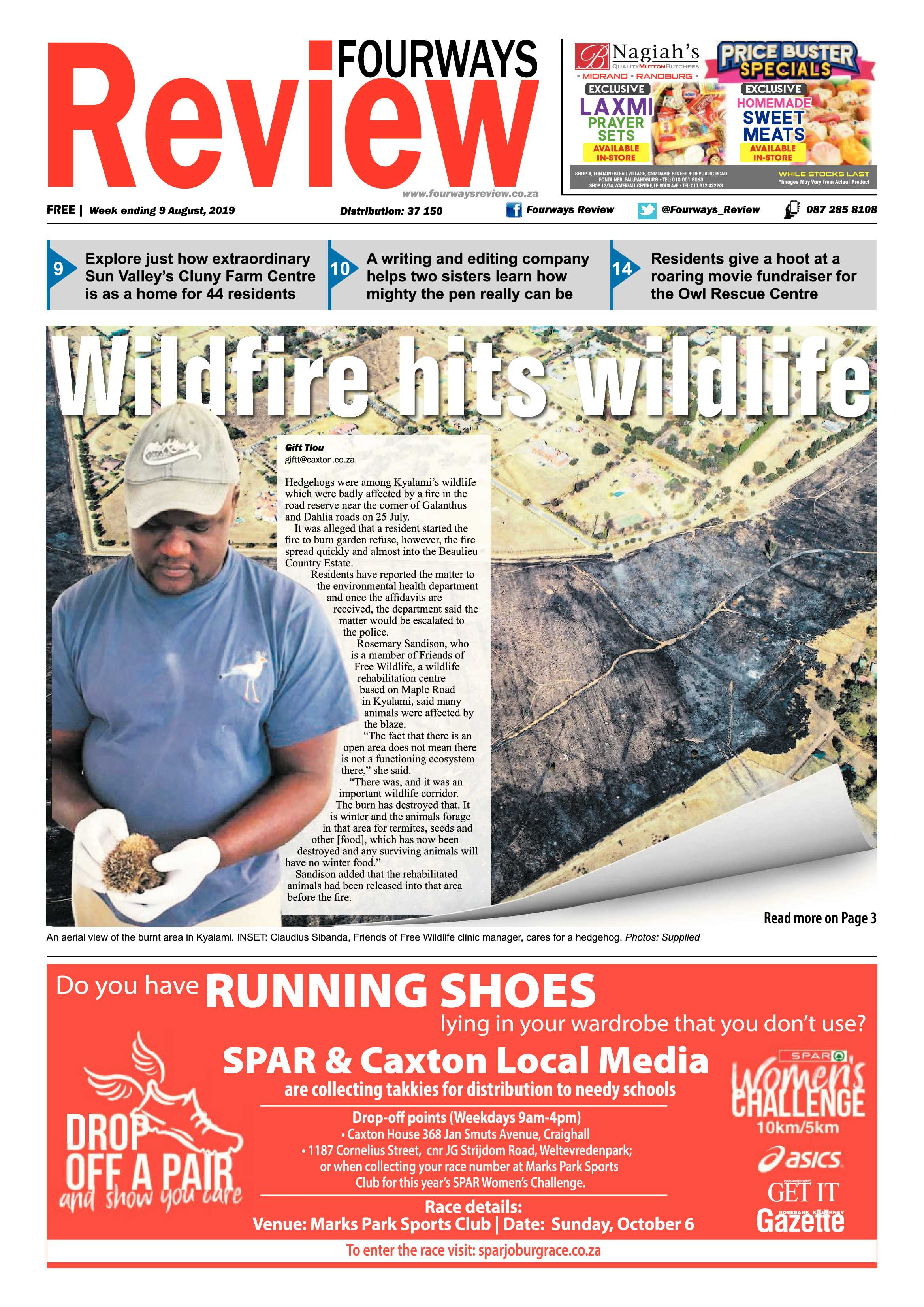 Local Breaking News Today   Fourways Review