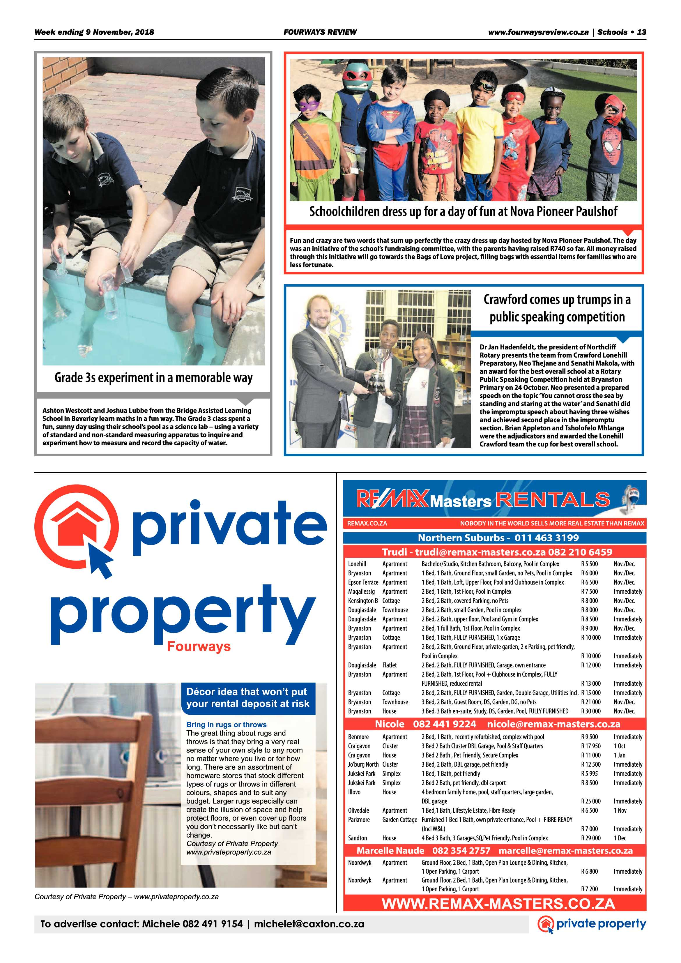fourways-review-9-november-2018-epapers-page-13